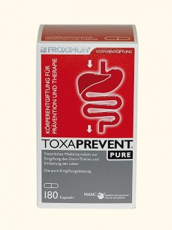 Toxaprevent Pure 180 Kapseln